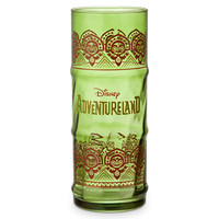 Adventureland Glass Tumbler - Olive