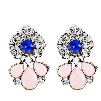 SONIA - Sprouted Flower Earrings