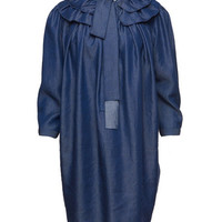 Denim Button-Up Dress - Marc Jacobs