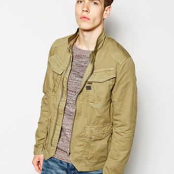 G-Star Overshirt - Green