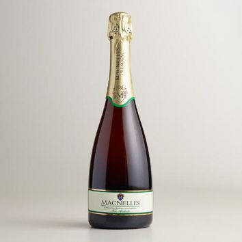 Macnelli's Sparkling White Grape Juice