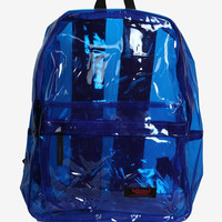 ECH 90s Jelly Backpack - Blue