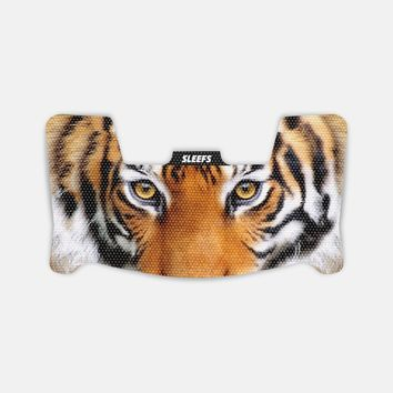 Tiger Eyes Visor Skin