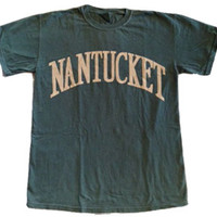 Nantucket Printed Arch T | The Sunken Ship Gift Store