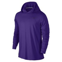 Nike Store. Nike Dri-FIT Touch Men's Pullover Hoodie