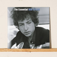 Bob Dylan - The Essential Bob Dylan 2XLP | Urban Outfitters