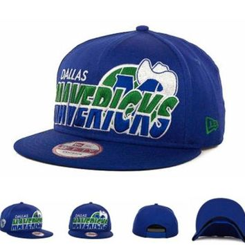 DCCKUN7 Dallas Mavericks Nba Cap Snapback Hat - Ready Stock