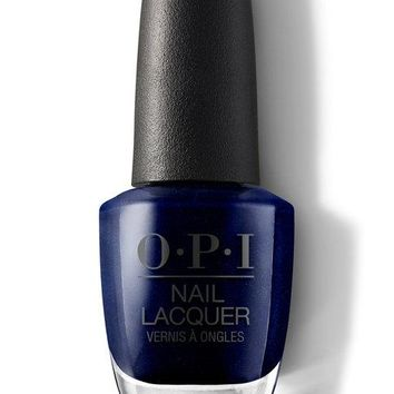 OPI Nail Lacquer - Yoga-ta Get this Blue! 0.5 oz - #NLI47