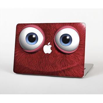 The Red Fuzzy Wuzzy Skin for the Apple MacBook Air 13""