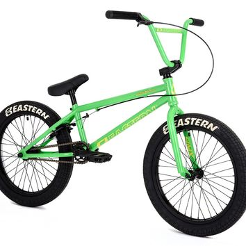 2019 Eastern Javelin Green Complete BMX Bike