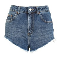 MOTO KIRI High Side Shorts