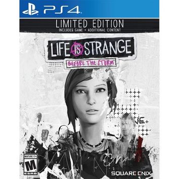 Life is Strange: Before the Storm Limited Edition - PlayStation 4