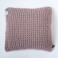 Ash rose pillow ZURI