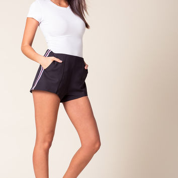 Winston Contrast Shorts