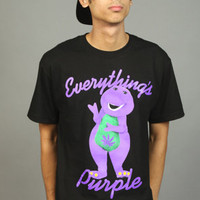 New Jack City Everythings Purple Tee