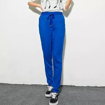 Summer Women's Fashion Casual Pants [6513380551]