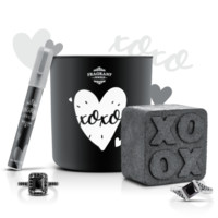 XOXO - Candle & Bath Bomb Set With a Ring and a Chance to Win a $10k Ring