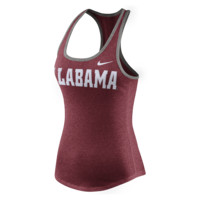 Nike College Marled Wordmark (Alabama) Women's Tank Top
