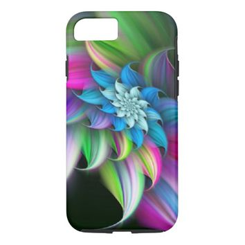 Beautiful Fractal Art iPhone 8/7 Case