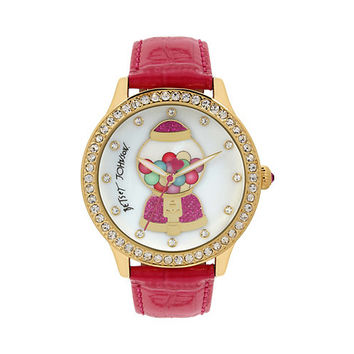 GUMBALL MACHINE WATCH: Betsey Johnson