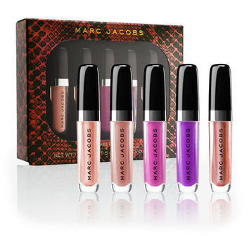 Marc Jacobs Snake Charmer Mini Enamored Gloss Collection | Neiman Marcus