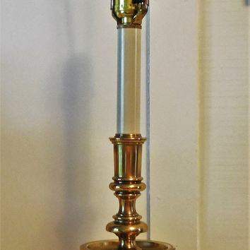 Shop Stiffel Brass Lamps On Wanelo