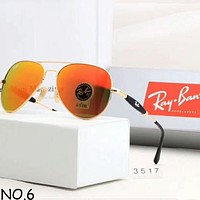 Ray-Ban Classic Couples High Quality Fashion Travel Essentials Sunglasses F-A-SDYJ NO.6