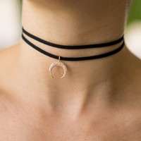 Meridian Avenue Jackson Choker Necklace