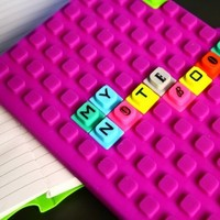 WAFF Notebooks and Alphabet Cubes
