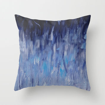 Mood Throw Pillow by DuckyB (Brandi)
