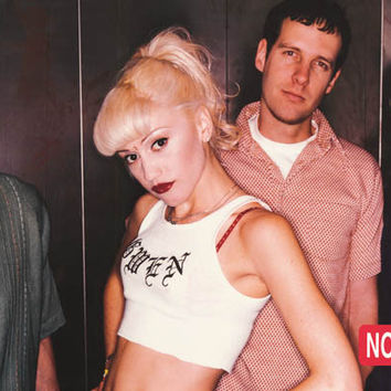 No Doubt 1996 Band Portrait Poster 22x34