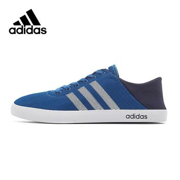 Original Authentic New Arrival Adidas NEO Label EASY VULC Men's Skateboarding Shoes Sports Sneakers