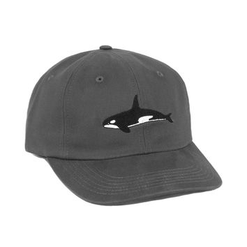 Only NY: Orca Polo Hat - Charcoal