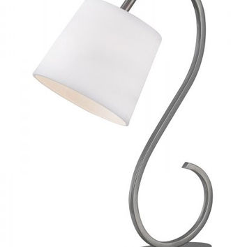 "Wilson Desk Lamp (Oil Rubbed Bronze Finish) (21""H x 13""W x 13""D)"