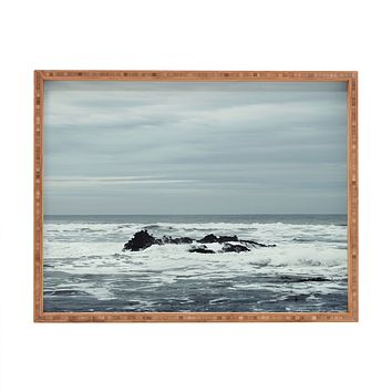 Chelsea Victoria Ocean Rock Crash Rectangular Tray