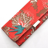 WOMEN'S WALLET /// Oklahoma Love Bird