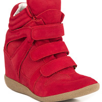 Hilight Wedge Sneakers