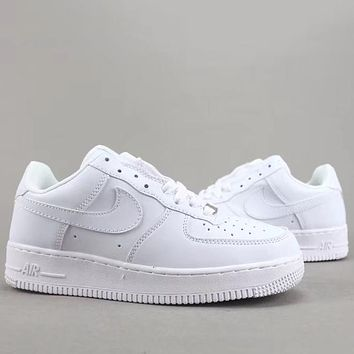 new concept 24241 5cbe5 Trendsetter Nike Air Force 1 07 Women Men Fashion Casual Old Sk