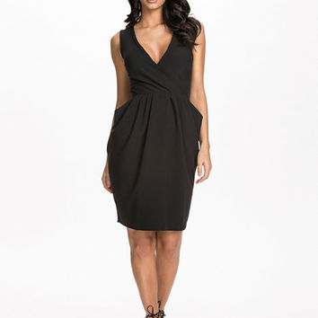 V-Front Pocket Dress, Closet