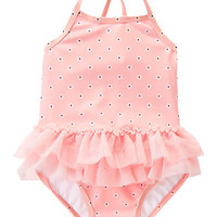 Tutu One-Piece Swimsuit