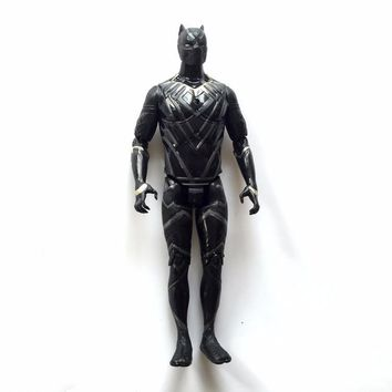7 Inch Black Panther and Avengers - Action Figures