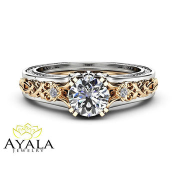 Special Reserved - Antique Engagement Ring