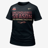 "NIKE NCG CHAMPIONS ""UNCONQUERED SEASON"" (FLORIDA STATE)"