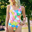 Jelly Bean <br />One-piece Swimsuit  <br />Love This Sunday