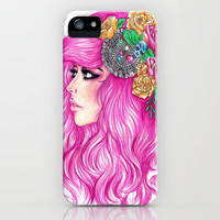 Kelly iPhone & iPod Case by Krista Rae