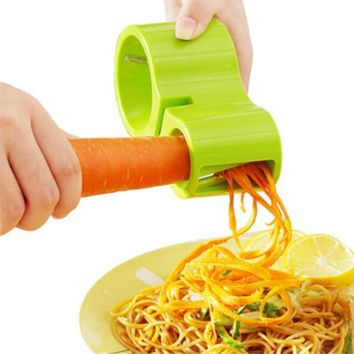 Multi-functional Potato Carrot Grater Vegetable Cutter Slicer Knife