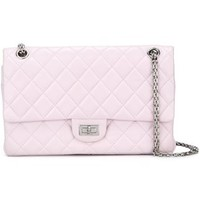 Chanel Vintage Quilted Shoulder Bag - A.n.g.e.l.o Vintage - Farfetch.com