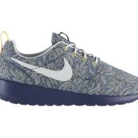 The Nike Roshe Run Liberty Women's Shoe.