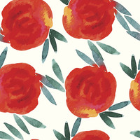Kissed by a Rose Removable Wallpaper