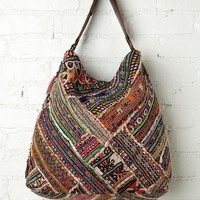 Free People India Tapestry Tote